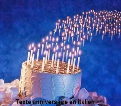 Bon anniversaire de mariage en italien