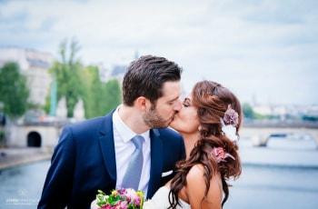 Célébration anniversaire de mariage en mairie