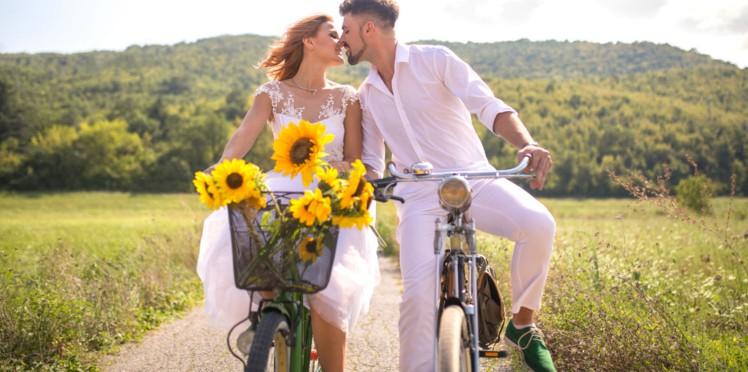 Anniversaire 1 an de mariage noce