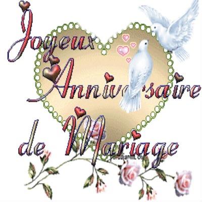 Anniversaire de mariage pixiz