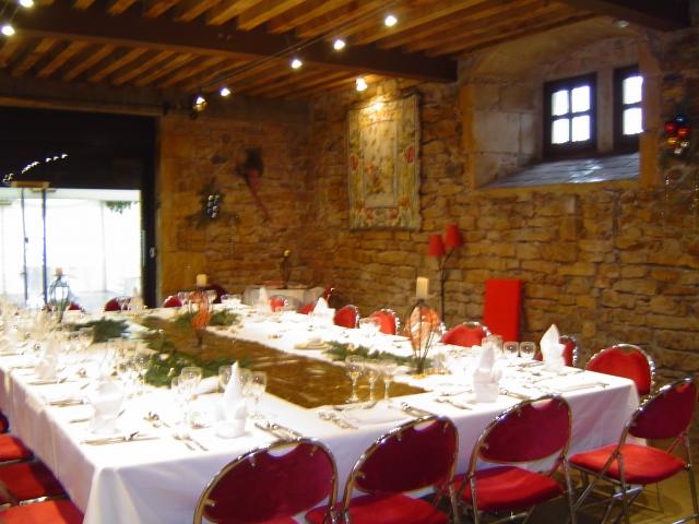 Restaurant anniversaire de mariage lyon