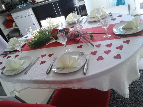 Anniversaire de mariage decoration