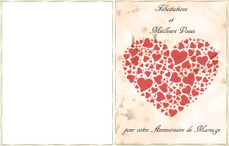 Carte Anniversaire 50 Ans De Mariage A Imprimer Elevagequalitetouraine