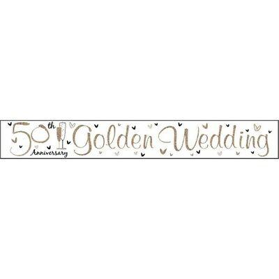 Fêter un 50ème anniversaire de mariage