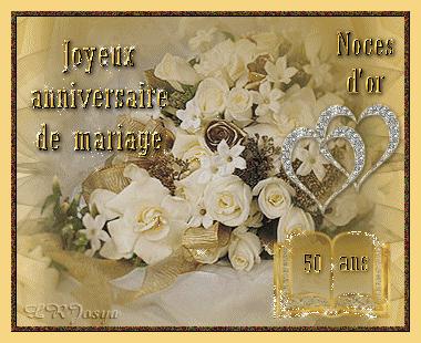 Carte Anniversaire Gratuite 50 Ans De Mariage Elevagequalitetouraine