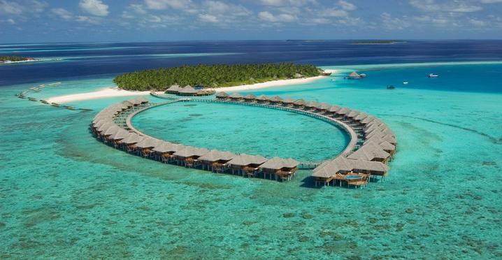 Anniversaire de mariage aux maldives