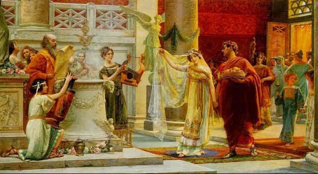 Anniversaire de mariage a rome