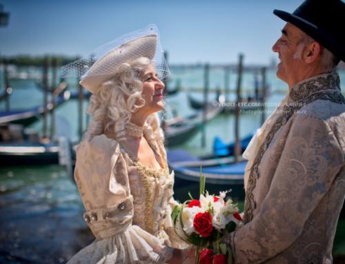 Voyage anniversaire de mariage venise