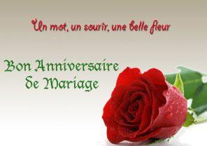 Un Joyeux Anniversaire De Mariage Traduction Anglais