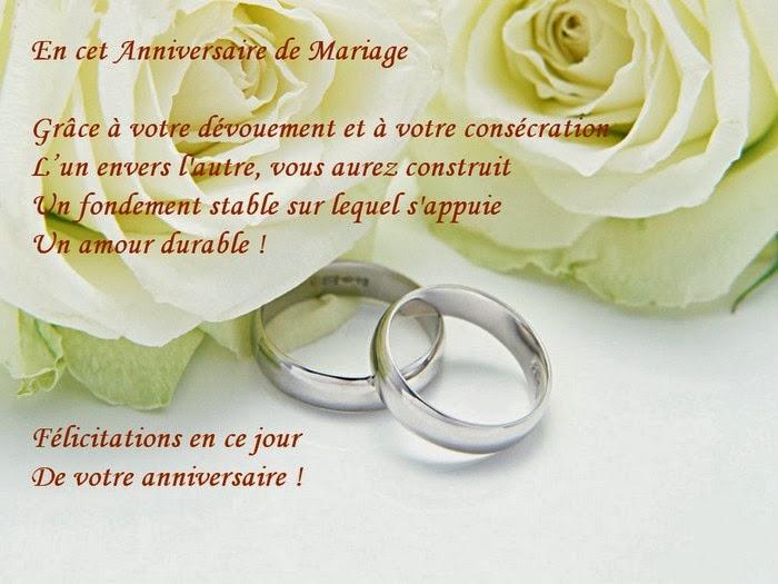 Voeux anniversaire de mariage 9 ans