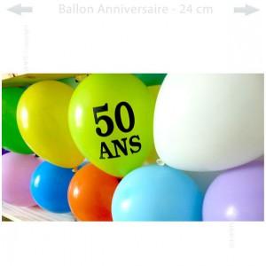 Ballon anniversaire de mariage