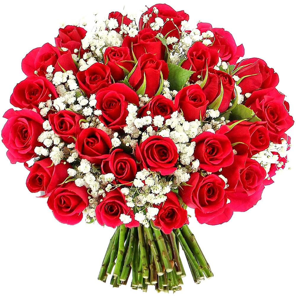 Bouquet de fleurs anniversaire 50 ans de mariage