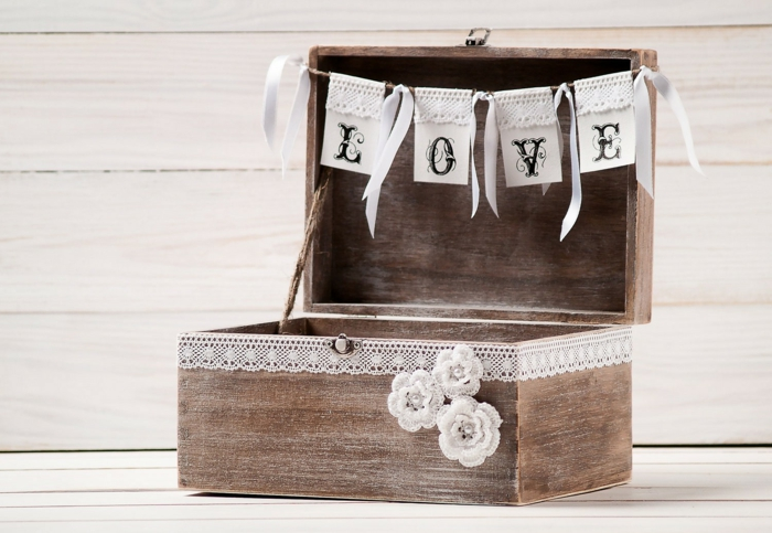 Anniversaire de mariage retro