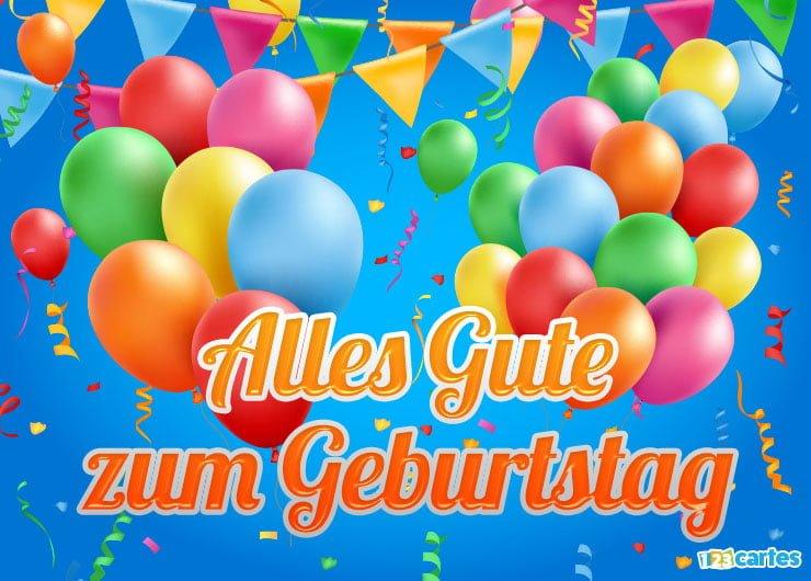 Bon anniversaire de mariage en allemand