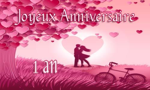 Joyeux anniversaire de mariage 57 ans