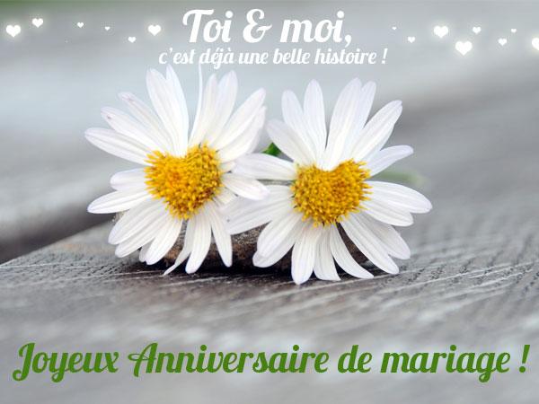 Cartes virtuelles animées gratuites anniversaire de mariage