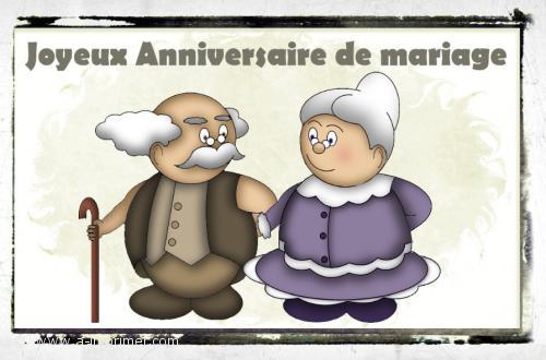 carte virtuelle anniversaire de mariage humoristique Cartes anniversaire de mariage animées gratuites