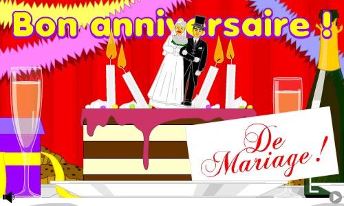 carte virtuelle anniversaire de mariage humoristique Cartes anniversaire 50 de mariage   Elevagequalitetouraine