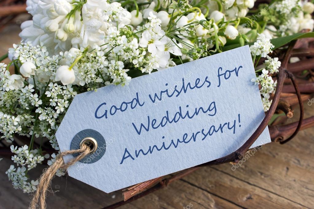 Image anniversaire de mariage en anglais