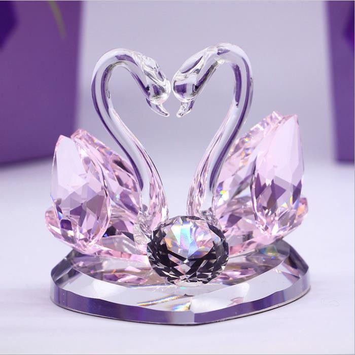 Cadeau anniversaire de mariage cristal