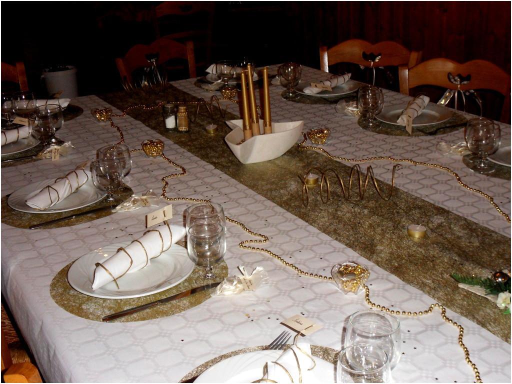 Idee table anniversaire de mariage
