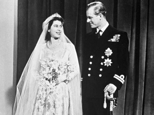 Anniversaire de mariage reine elisabeth 2