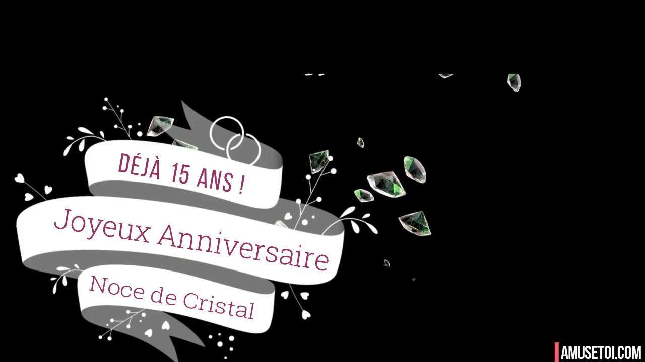 Chanson anniversaire 10 ans de mariage