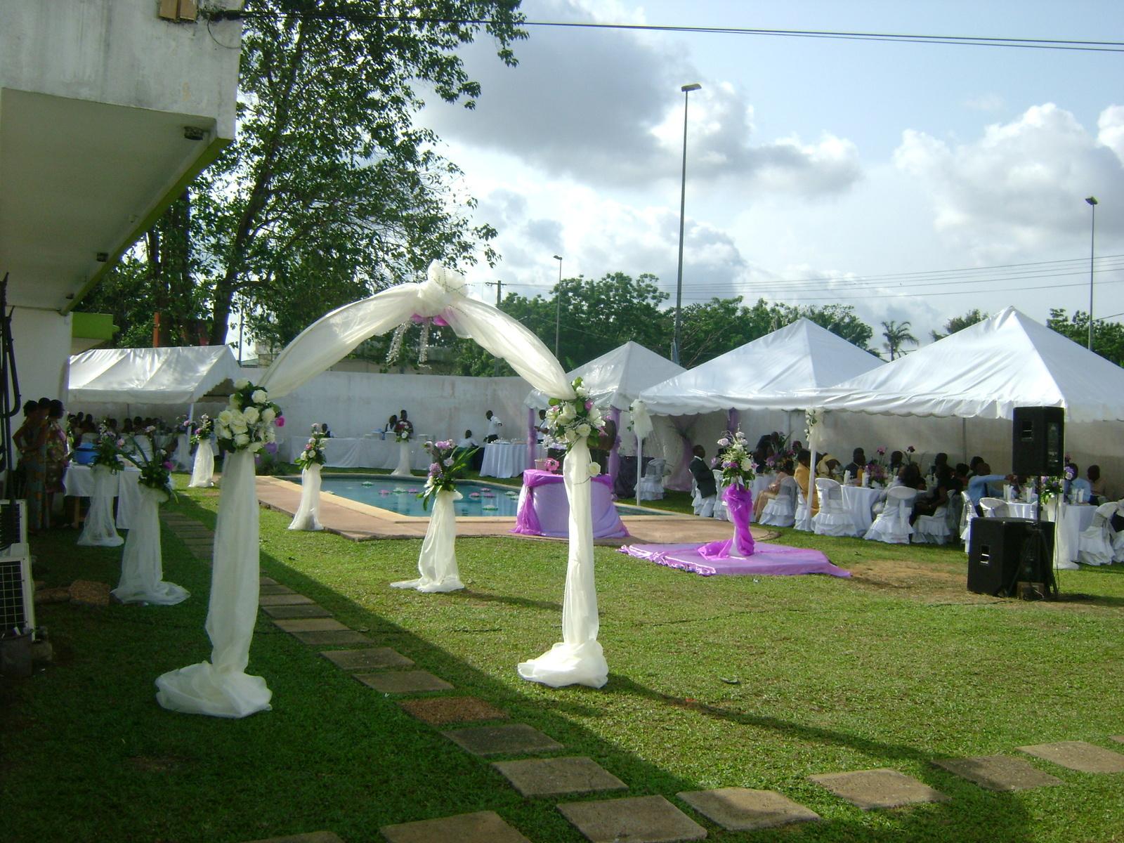 Anniversaire de mariage a abidjan