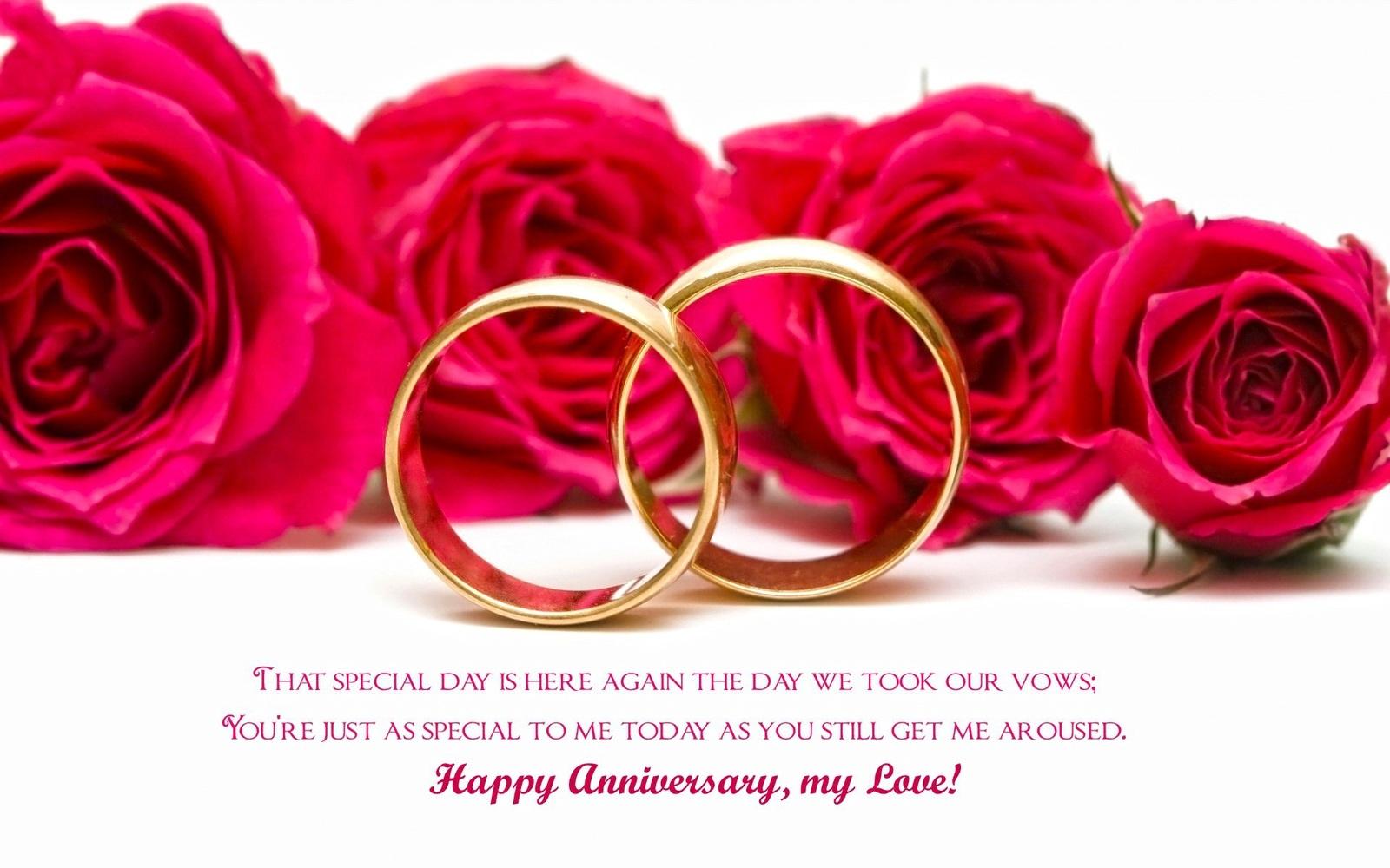 Pour anniversaire de mariage
