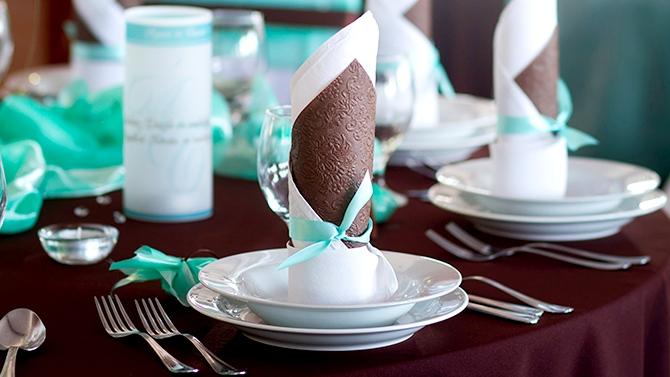 Idee deco de table anniversaire de mariage