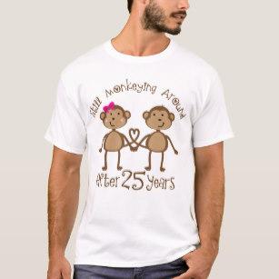 Tee shirt anniversaire de mariage